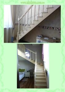035.Деревянные лестницы