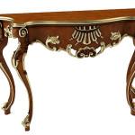 1.Стол деревянный Ассоль