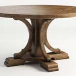 4.Стол деревянный Валентина