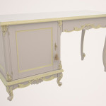 5.Стол деревянный Венера