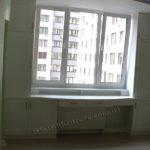 08.Деревянный шкафи стол