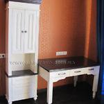 18.деревянная мебель в детскую