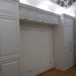 Деревянный шкаф в спальню