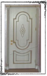 Derevyannaya dver Agata