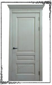 Derevyannaya dver Diana