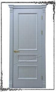 Derevyannaya dver Glafira