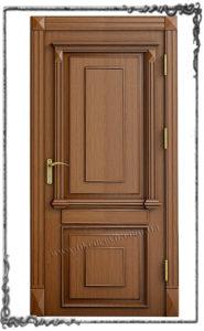 Derevyannaya dver Inessa
