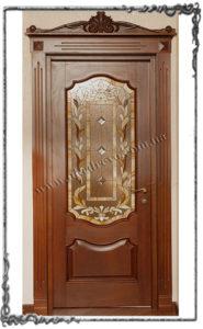 Derevyannaya dver Iraida