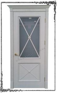Derevyannaya dver Liana