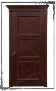 Derevyannaya dver Liliana