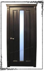 Derevyannaya dver Serafima