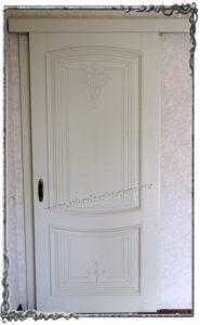 Derevyannaya dver Vanda