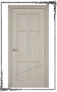 Derevyannaya dver Veronika
